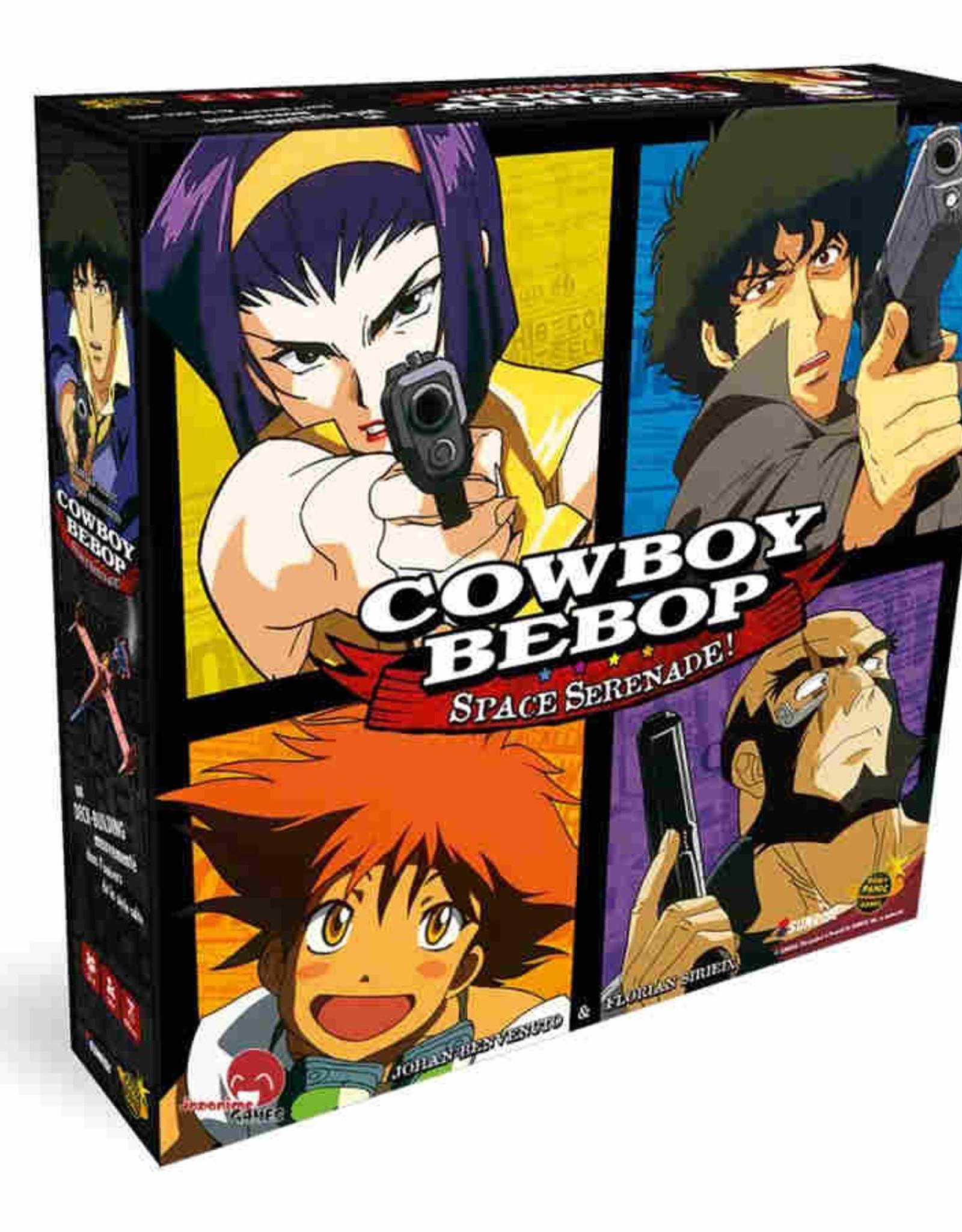 Japanime Games Cowboy Bebop Space Serenade