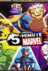 Spin Master Games 5 Minute Marvel