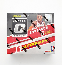 Panini America 2019-20 Donruss Optic Choice Basketball Hobby Box