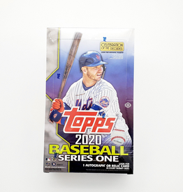 Topps 2020 Topps Series 1 Baseball Hobby Box