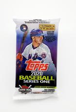Topps 2020 Topps Series 1 Baseball Fat Pack