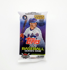 Topps 2020 Topps Series 1 Baseball Fat Pack