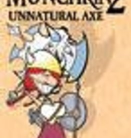Steve Jackson Games Munchkin 2 Unnatural Axe (Revised Edition)