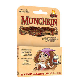 Steve Jackson Games Munchkin The Red Dragon Inn
