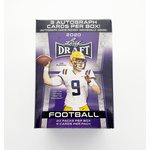 Leaf Trading Cards 2020 Leaf Draft Football - Hobby - Blaster