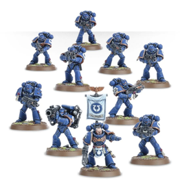 Games Workshop Space Marine: Tactical Squad