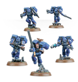 Games Workshop Space Marines: Assault Squad