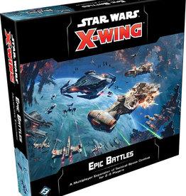 Fantasy Flight Games X-Wing: 2E - Epic Battles Multiplayer Expansion