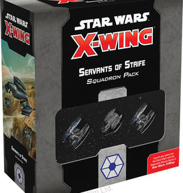 Fantasy Flight Games X-Wing: 2E - Servants of Strife Squadron
