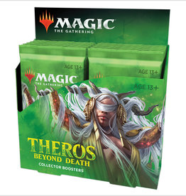 Wizards of the Coast MTG | Theros Beyond Death - Collector Booster Sealed Box