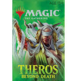 Wizards of the Coast MTG | Theros Beyond Death - Collector Booster Pack