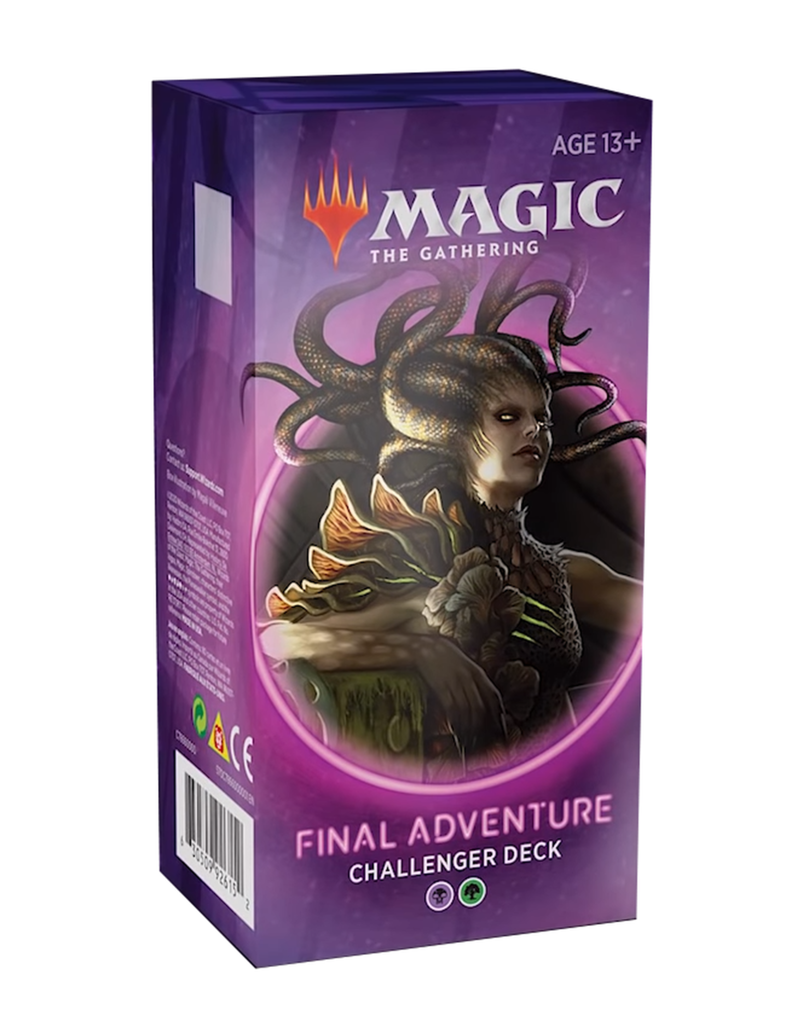 Wizards of the Coast Magic: The Gathering | Challenger Deck 2020 - Final Adventure