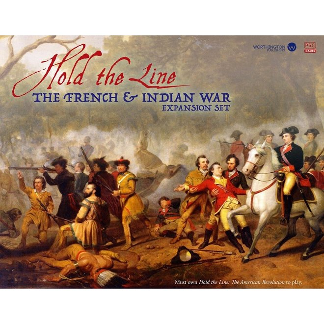 Hold the Line: The French and Indian War Expansion Set