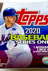 Topps 2020 Topps Series 1 Baseball Jumbo Box