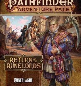 Paizo Publishing Pathfinder RPG: Adventure Path - Return of the Runelords Part 3 - Runeplague