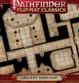 Paizo Publishing Pathfinder RPG: Flip-Mat Classics - Ancient Dungeon