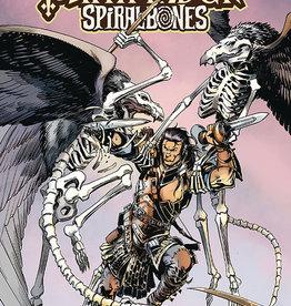 Dynamite Entertainment Pathfinder RPG: Spiral of Bones HC