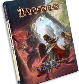 Paizo Publishing Pathfinder RPG 2E Lost Omens World Guide