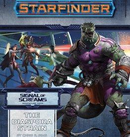 Paizo Publishing Starfinder RPG: Adventure Path - Signal of Screams Part 1 - The Diaspora Strain