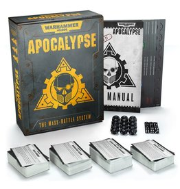 Games Workshop WARHAMMER 40000: APOCALYPSE