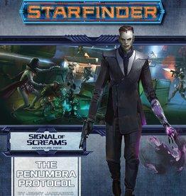 Paizo Publishing Starfinder RPG: Adventure Path - Signal of Screams Part 2 - The Penumbra Protocol