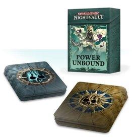Games Workshop WH UNDERWORLDS:  POWER  UNBOUND  CARDS