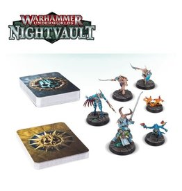 Games Workshop WH UNDERWORLDS:  THE EYES OF THE NINE