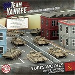 Battlefront Miniatures Ltd TY | Yuri's Wolves - Soviet Forward Detachment