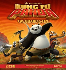Modiphius Entertainment Kung Fu Panda