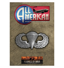 Battlefront Miniatures Ltd FoW | All American Booklet & Cards