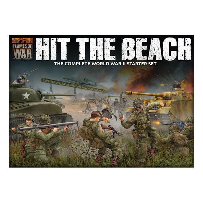 Flames of War | Hit The Beach