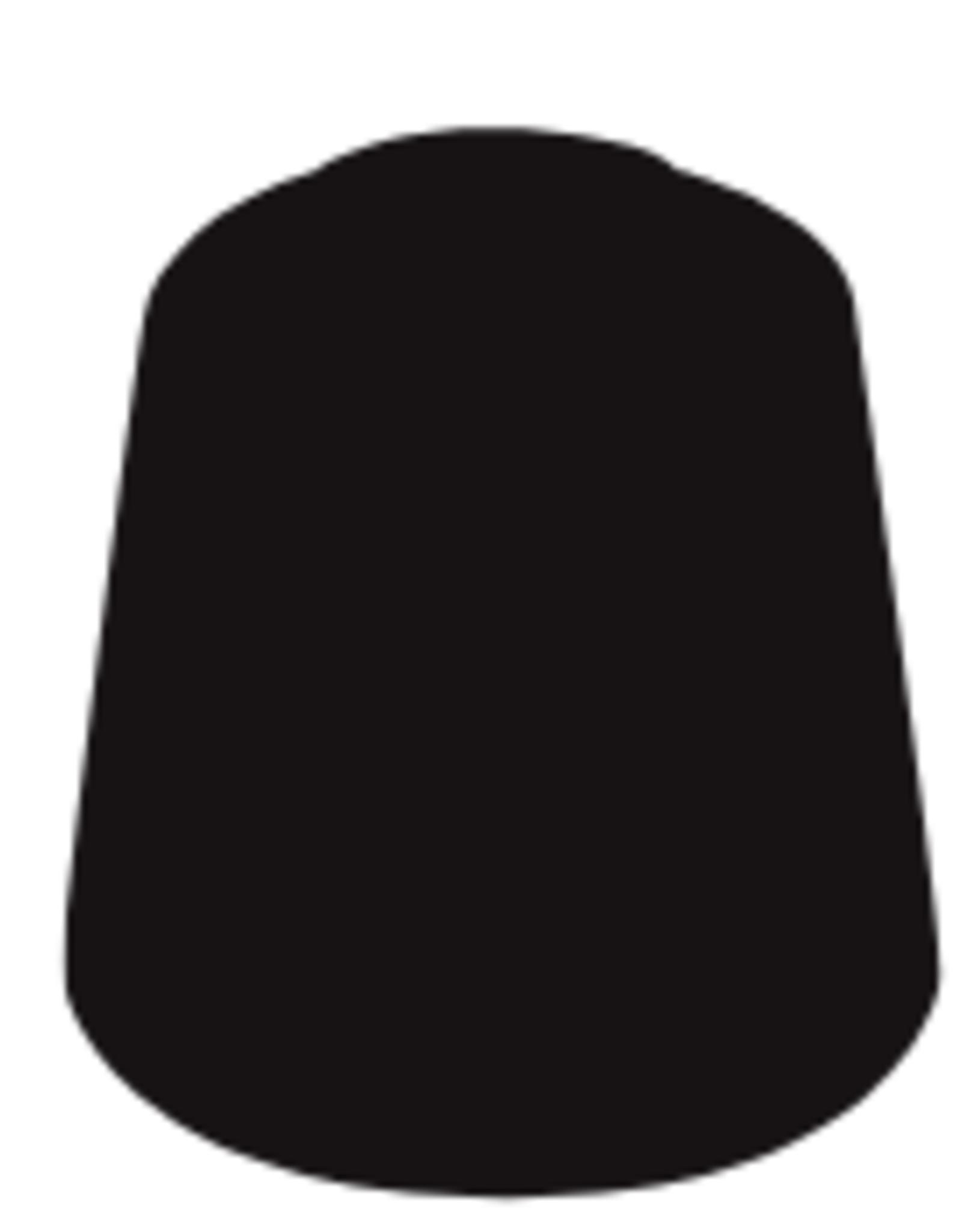 Games Workshop Base: Corvus Black (12ML) Paint