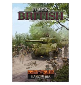 Battlefront Miniatures Ltd FoW | D-Day: British