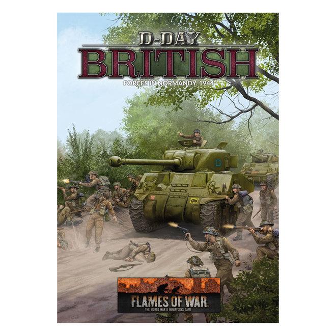 Flames of War | D-Day: British