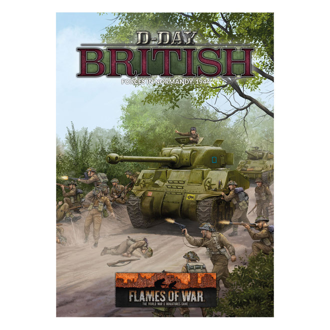 FoW | D-Day: British