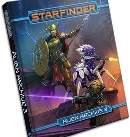 Paizo Publishing Starfinder RPG: Alien Archive 3