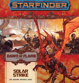 Paizo Publishing Starfinder RPG: Adventure Path - Dawn of Flame 5 - Solar Strike