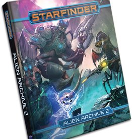 Paizo Publishing Starfinder RPG: Alien Archive 2 Hardcover