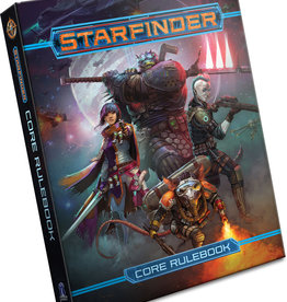 Paizo Publishing Starfinder RPG: Core Rulebook