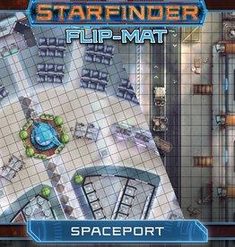 Paizo Publishing Starfinder RPG: Flip-Mat - Spaceport