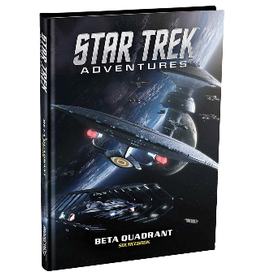 Modiphius Entertainment Star Trek Adventures RPG: Beta Quadrant