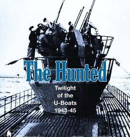 GMT Games The Hunted: Twilight of the U-Boats, 1943-45