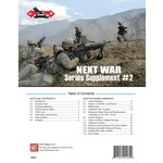 GMT Games Next War: Supplement #2