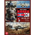 GMT Games Next War: Korea 2nd Printing