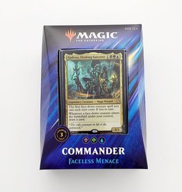 Wizards of the Coast Magic the Gathering: Commander 2019 - Faceless Menace