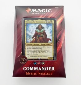 Wizards of the Coast Magic the Gathering: Commander 2019 - Mystic Intellect