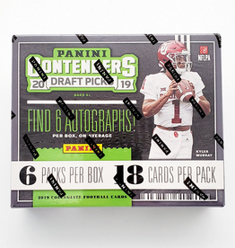 Panini America 2019 Panini Contenders Draft Picks Collegiate Football