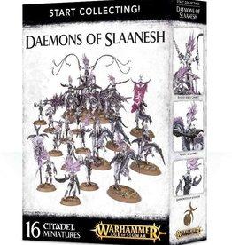 Games Workshop START COLLECTING!  DAEMONS  OF SLAANESH