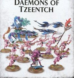 Games Workshop Start Collecting!  Daemons  Of Tzeentch