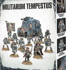 Games Workshop Start Collecting! Militarum Tempestus